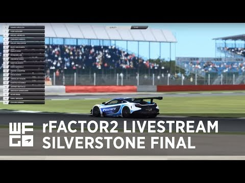 LIVE - The World's Fastest Gamer Qualifiers- rFactor 2 Final.