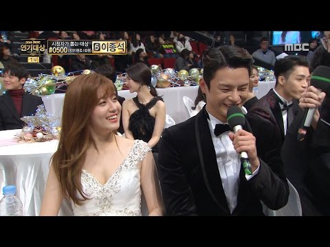[2016 MBC Drama Awards]2016 MBC 연기대상- grand prize candidate interview 20161230