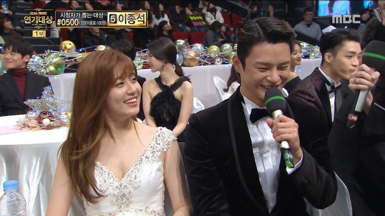 [2016 MBC Drama Awards]2016 MBC 연기대상- grand prize candidate interview  20161230