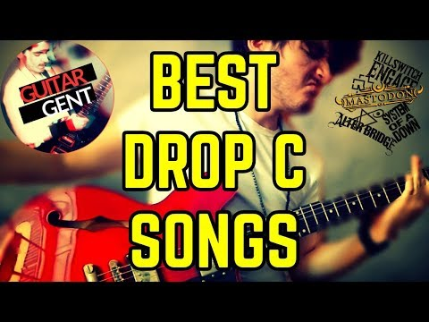 TOP 10 DROP C SONGS | Best Riffs You Should Learn In Drop C Tuning