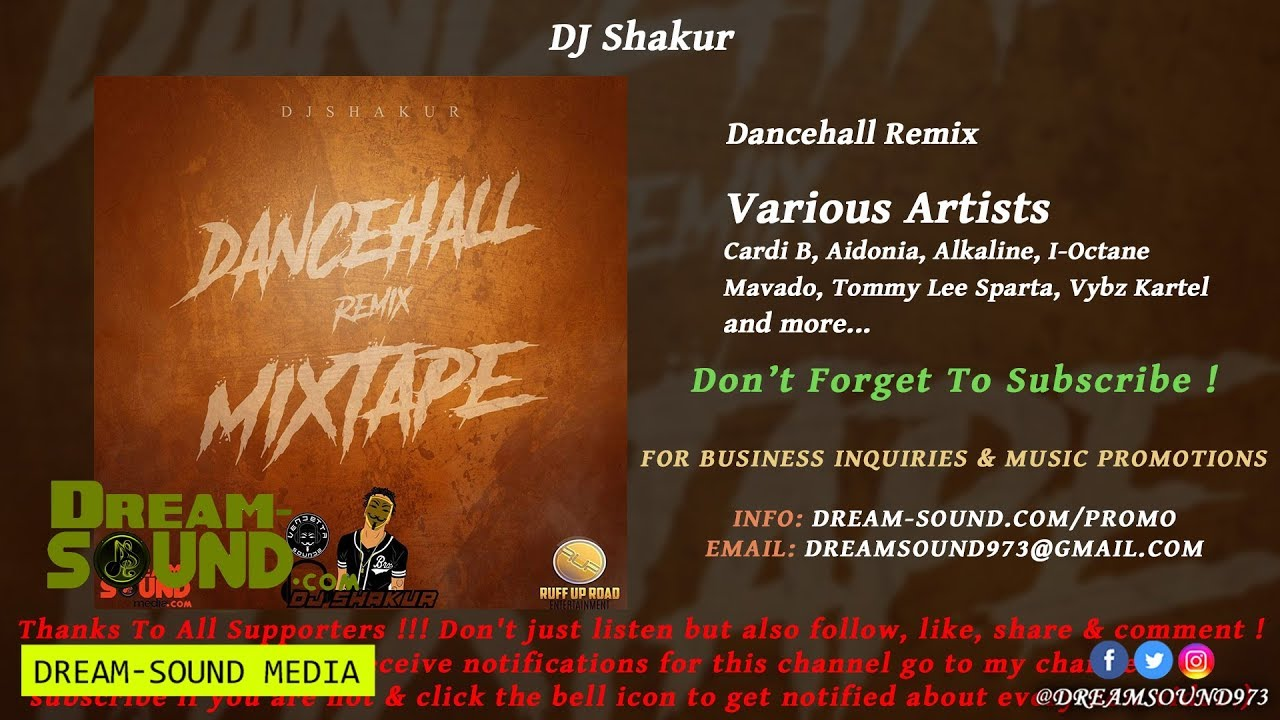 Dancehall Hiphop Mixtapes: Dancehall Remix (Dancehall, Hip-Hop Mixtape