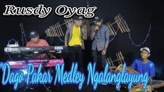 Gambar cover Dago Pakar (cover) - Rusdy Oyag Voc.Ican Pusang Feat Deden DR