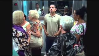 Розыгрыши в лифте(Бразилия)