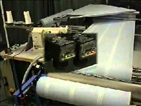 Tube Sewing Unit