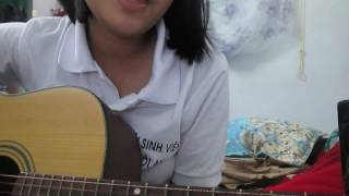 cover guitar: a little love