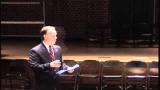 Legislator Cilmi Speaks To 7th Grade Class