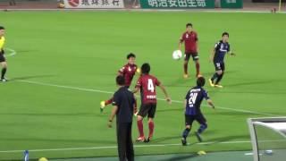 【FC琉球】2016.05.15 vsガンバ大阪U-23 ③
