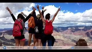 Summer Work & Travel USA хөтөлбөр гэж юу вэ?