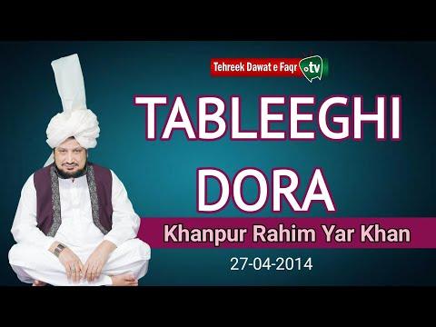 Khadim Sultan ul Faqr Hazrat Sakhi Sultan Mohammad Najib ur Rehman Ka Dora Rahim Yar Khan