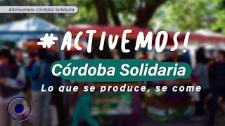 #Activemos Córdoba Solidaria
