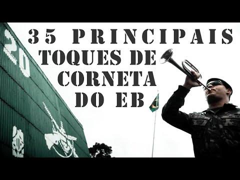 35 Principais Toques de Corneta do EXÉRCITO BRASILEIRO