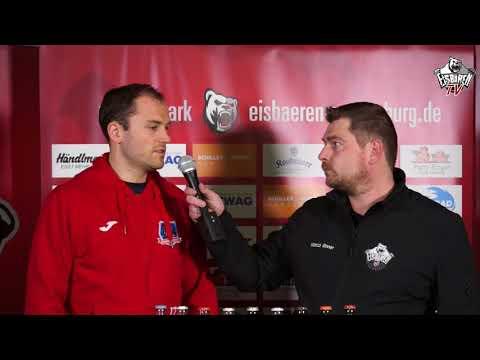 Eisbären TV: Interview mit Florian Ondruschka (05.11.2017)