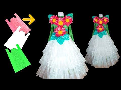 kostum kali ini terbuat dari plastik kresek ya sahabat ONO KARYA cantik sekali untuk karnaval, lomba.