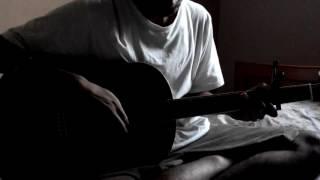 Ennodu nee irundhal....guitar cover...:)