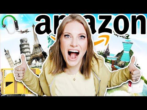 GENIUS Amazon Prime TRAVEL Essentials You've *NEVER* Seen