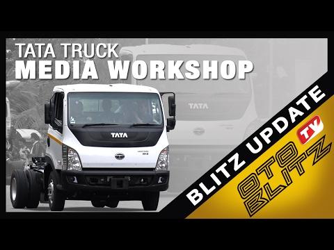 Tata Motors Truck Media Workshop 2017 | Otoblitz TV