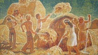 И.Воробьева. Солнечная сюита. Графика(, 2012-08-26T07:42:00.000Z)
