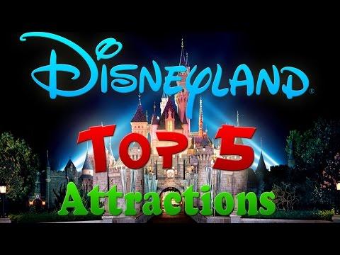 DISNEYLAND CALIFORNIA | BEST ATTRACTIONS!!! | TOP 5 | USA Vlog #5