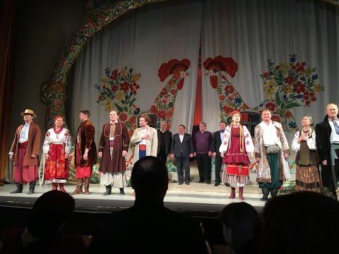 Natalka Poltavka | Наталка Полтавка (Show End) - The Franko Drama Theater - Kiev, Ukraine @ HD LIVE