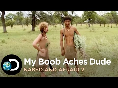 My Boob Aches Dude | Naked and Afraid S2 thumbnail