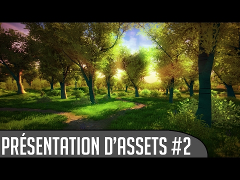 Présentation d'assets #2: Nature Starter Kit 2 [Unity3D]