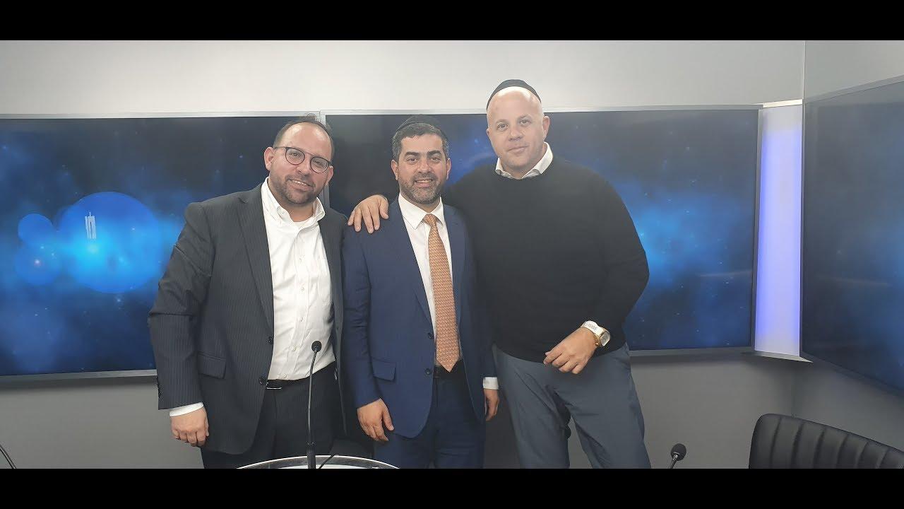 אלי הרצליך בראיון מיוחד במוצש חי עם מנחם טוקר בקול חי | Eli Herzlich Interview With Menachem Toker