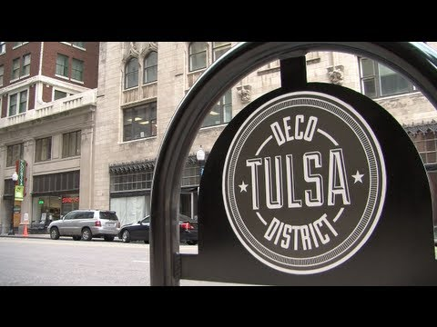 Historic Tax Credits Help Bring Downtown Tulsa Buildings Back To Life