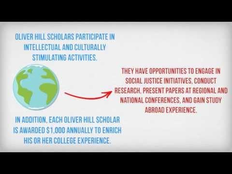 Oliver Hill Scholars
