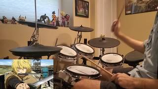 Vinland Saga OP -【MUKANJYO】 by Survive Said The Prophet - Drum Cover