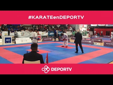 #KARATEenDEPORTV - Open Masculino y Copa Buenos Aires 2018