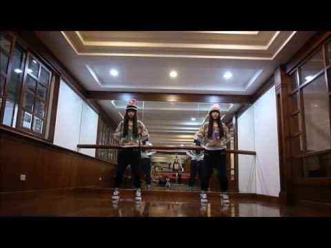 (Dance Mirrored)GD X TAEYANG   GOOD BOY by Sandy&Mandy cover