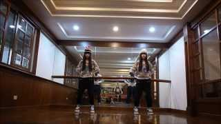 (Dance Mirrored)GD X TAEYANG   GOOD BOY by Sandy&Mandy cover