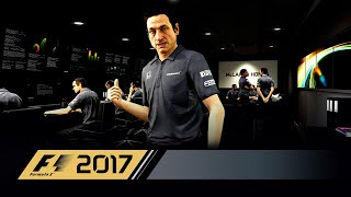F1 2017 has a massively expanded Career Mode that introduces invita...