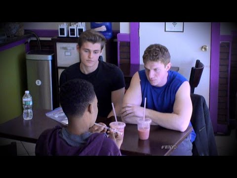 Teen Athlete Pressured into Taking Steroids    What Would You Do?   WWYD