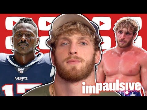 LOGAN PAUL ADDRESSES ANTONIO BROWN FIGHT & LEAKED SEX TAPE - IMPAULSIVE EP. 149
