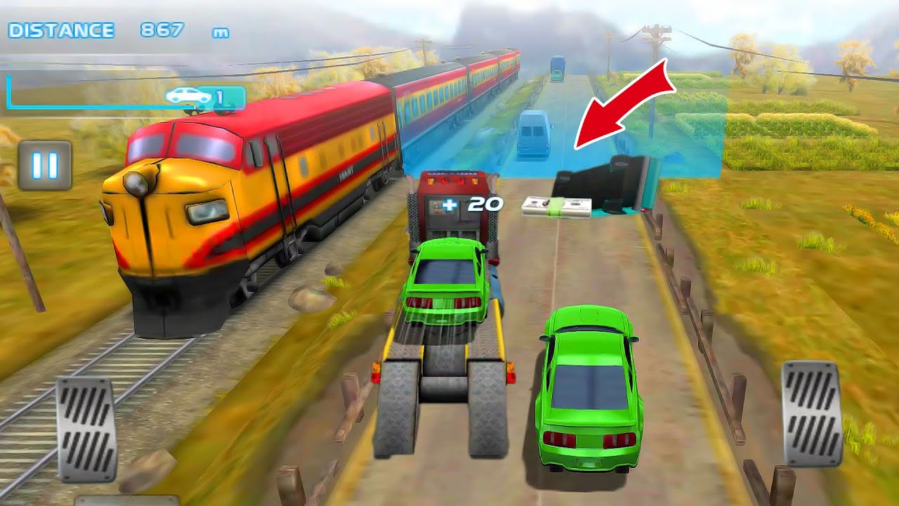 Turbo Driving Racing 3D#4_Gameplay _Car Racing Games-Android Gameplay