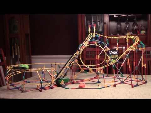 K'nex Extreme View Video Coaster