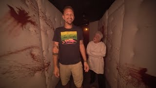 Our Complete Busch Gardens Howl-O-Scream 2018 Experience! | All 6 Houses, All 6 Scare Zones & More!