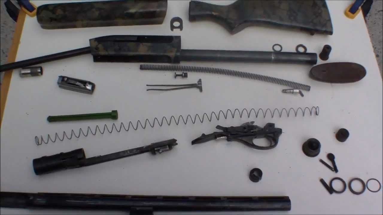 Remington 1187 Parts Schematic Automotive Wiring Diagram Sportsman 12 Auto Disassembled Youtube 11 48 Manual