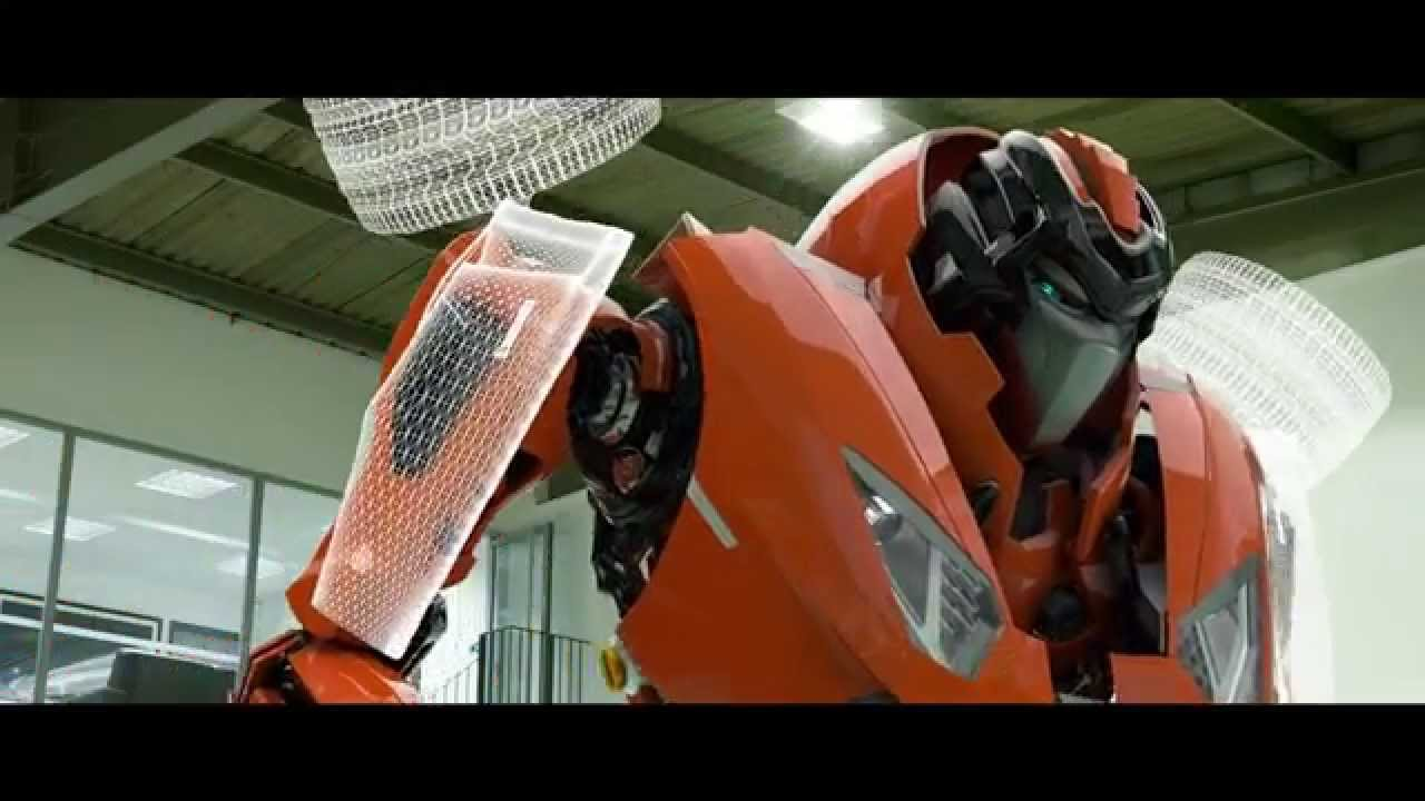 Lamborghini Aventador Lp700 4 Transformer Promo With Vfx