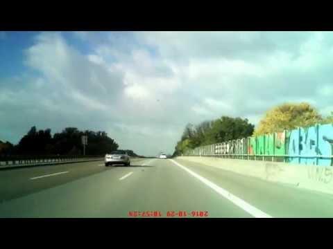 Driving in Frankfurt & Vicinity (Frankfurter Ring)