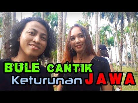 Bule Cantik Keturunan Jawa / Belanda ( BTS Gafarock Klip )