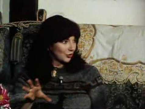 Kate Bush Interview 1980