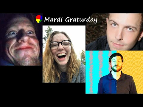 Mardi Graturday * GIVEAWAY AT 25 VIEWERS * (GoF #30)