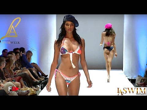 PAULETTE Swimwear Los Angeles Swimweek 2016   Fashion Channel