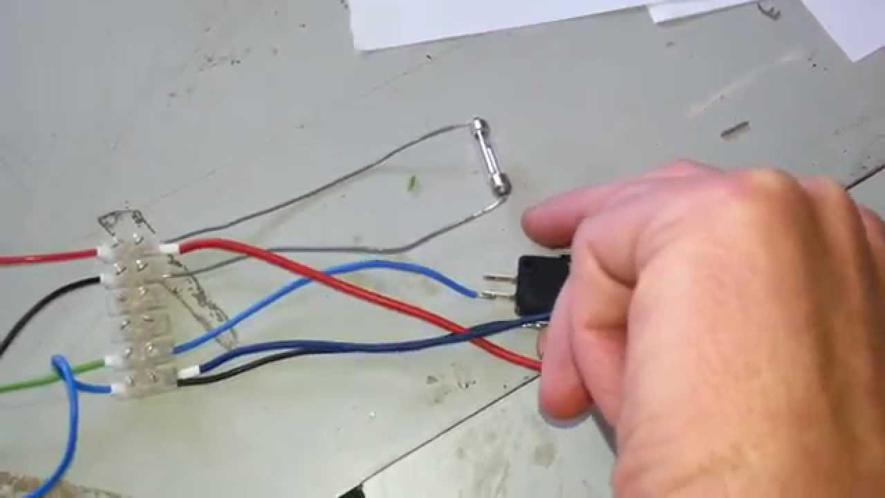 Car Dome Light Dimmer With Delay (Test Circuit)