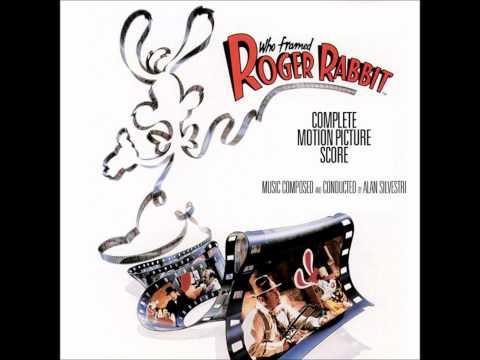 Who Framed Roger Rabbit OST 12-Around The Studio (Version B)