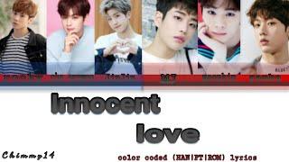 ASTRO (아스트로) - Innocent love (color coded HAN PT ROM) Lyrics…