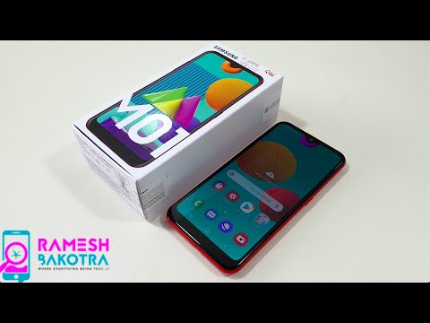 Samsung Galaxy M01 Unboxing and Full Review