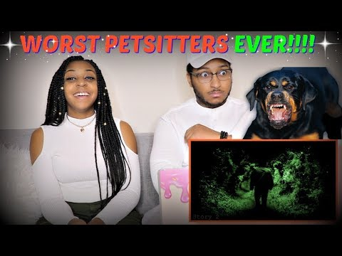 "Mr.Nightmare ""3 Scary True Dog Sitting Horror Stories"" REACTION!!!"